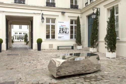 Passage de Retz   rue Charlot 75003, 01 48 04 37 99. Open: Tues-Sat 2pm-7pm. Entrance: €8 (£6)