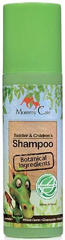 Детский шампунь-уход с органическими маслами, 200 мл