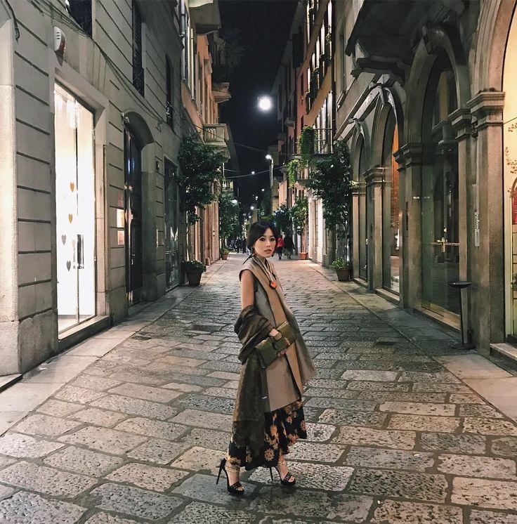 @linguling Via della Spiga Milano