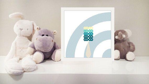 Flower printable nursery art instant download by MonsterTots