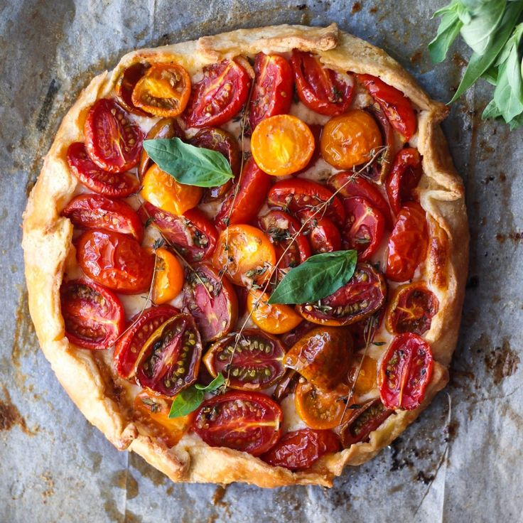 """As expressed by Food and Wine, when they featured my tomato pie on Instagram recently, """"it really wouldn't be summer without plenty of fresh tomatoes."""" And what better way to make…"""