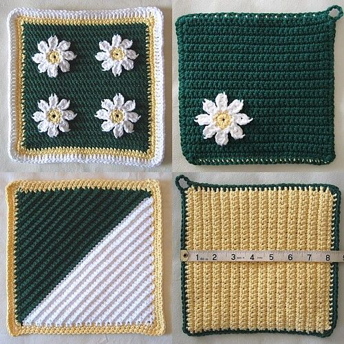 Kitchen Crochet Sets