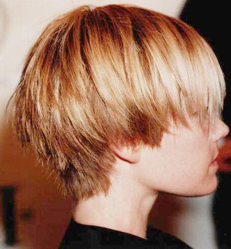 HAIRXSTATIC Short & Sassy [Gallery 1] shorten the bangs