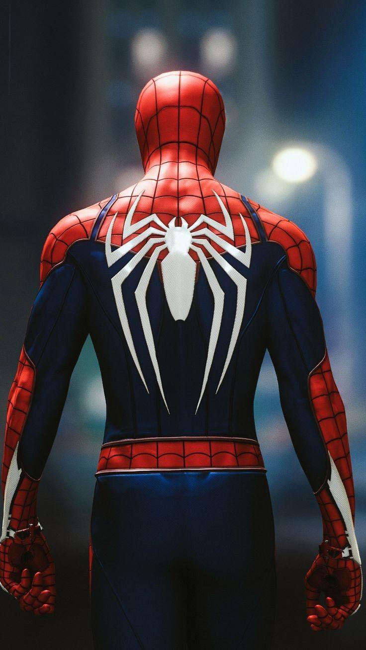 Spiderman Wallpaper Spider Man Far From Home Wallpaper Spiderman