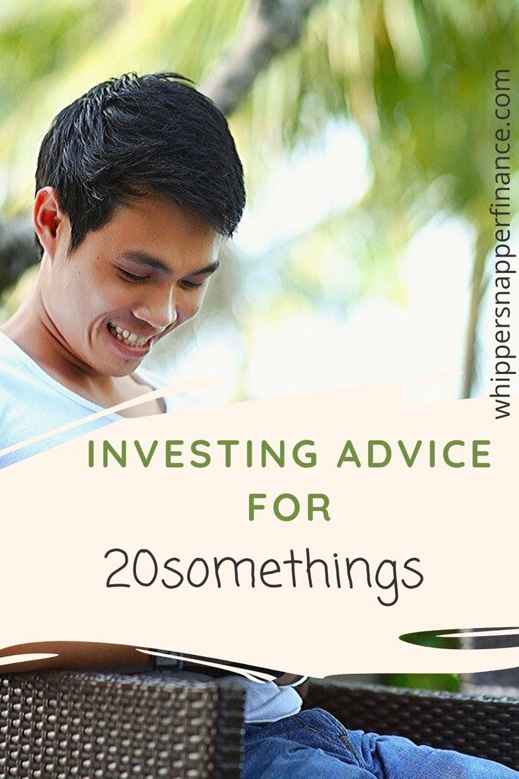 Investing Advice for 20somethings in 2020 Investing