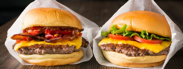 Shake Shack   Est. 2004 Add: Southeast corner of Madison Square Park near Madison Ave. and E.23rd St. Hours  Open daily, from  11 AM – 11 PM  Subway  N/R or 6