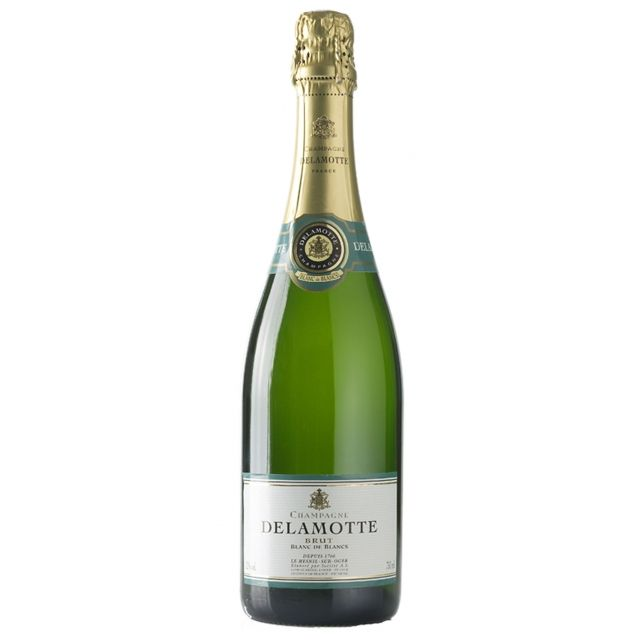 Champagne Delamotte Blanc de Blancs NV | Champagne, France | Available to buy online from Hic! Wine Merchants