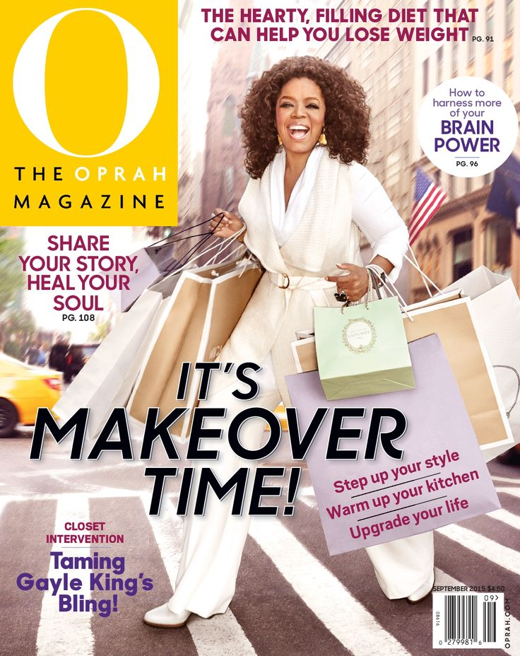 Oprah resume makeover