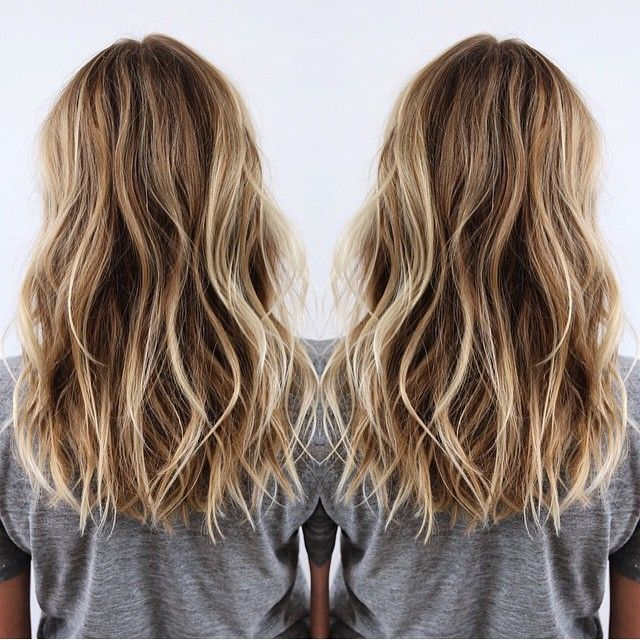 Tips for healthy beach blonde hair