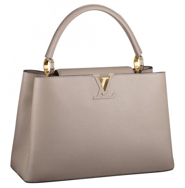 Louis Vuitton Capucines 3