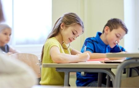 Schrijven verbetert alleen door formatieve evaluatie op doelen!