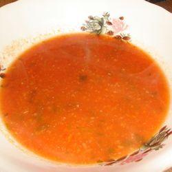 supa-crema de rosii | Dieta Dukan