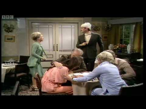 ▶ Basil Fawlty waits on the Germans - Fawlty Towers - BBC - YouTube