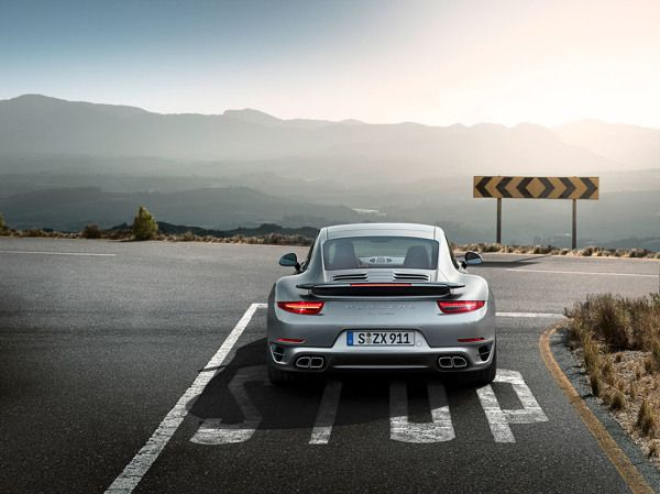 Porsche 911 Turbo & Turbo S Campaign and Catalogue on Behance