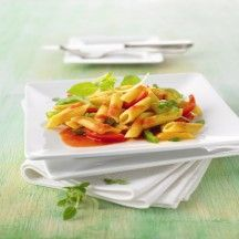 Weight Watchers - Pittige pastaschotel met paprika - 8pt