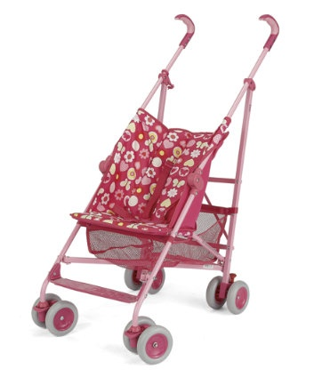 Mothercare Jive Stroller - Flowers,just a simple stroller