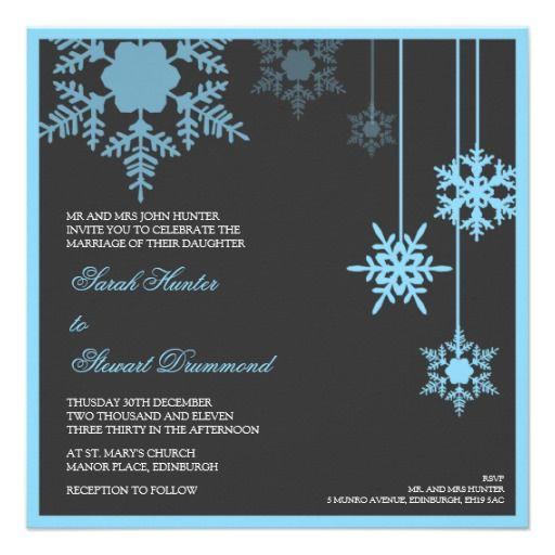 ff595f53d3cbf8dd8c1ee962dbab4413 wedding invitation kits winter wedding invitations 283 best winter snowflake wedding invitations images on pinterest,Winter Wedding Invitation Kits