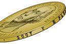 Presidential Dollars edge design - United states Mint image