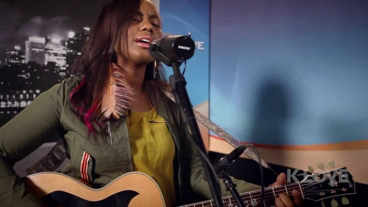 Beautiful Day // Jamie-Grace LIVE in the K-LOVE studio! www.klove.com