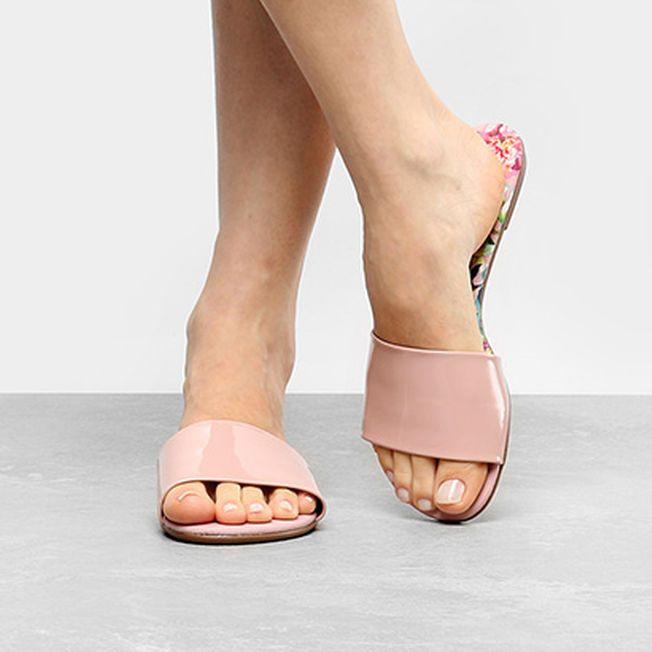 Sandálias rasteiras femininas | ZARA Brasil