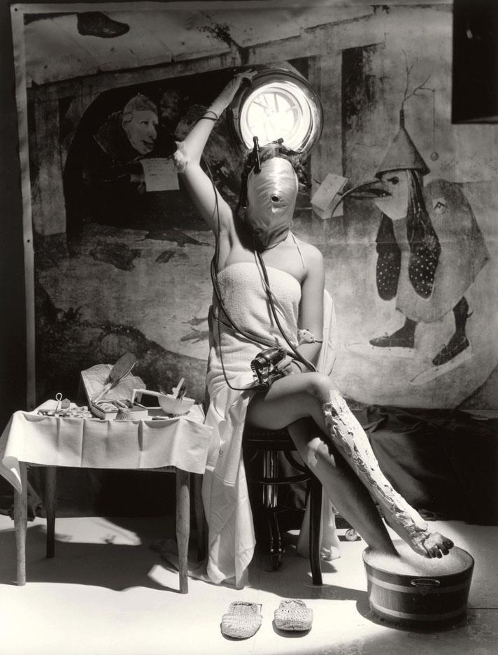 Electric Beauty, Paris, 1939, by Horst P. Horst