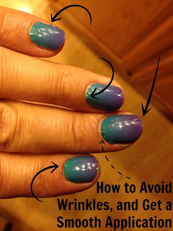 There is a common problem I see.... That problem is wrinkles in the Jamberry nail wraps after applying them.This can happen from a few different things.The wraps are too big.There wasn't enough heat when applying the nail wraps.There wasn't enough pressure when applying the nail wraps.There were oils still present on the nails.For these issues, I recommend remedies! Yay for fixes!!