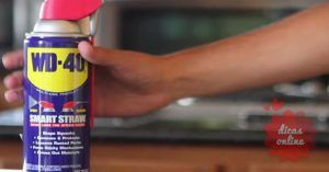 Sabe para que serve o spray WD-40? Vai ficar impressionado com estas 37 utilidades!