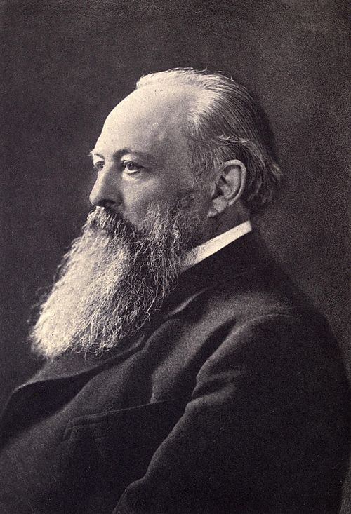 Picture of John Dalberg-Acton, Power Corrupts, Absolute Power Corrupts Absolutely.