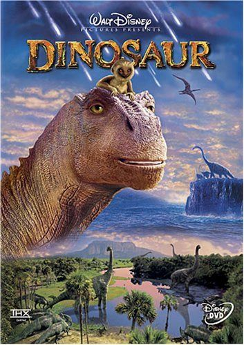 i had to have watched this movie a thousand times as a kid...  Walt Disney Video Dinosaur - Free Shipping