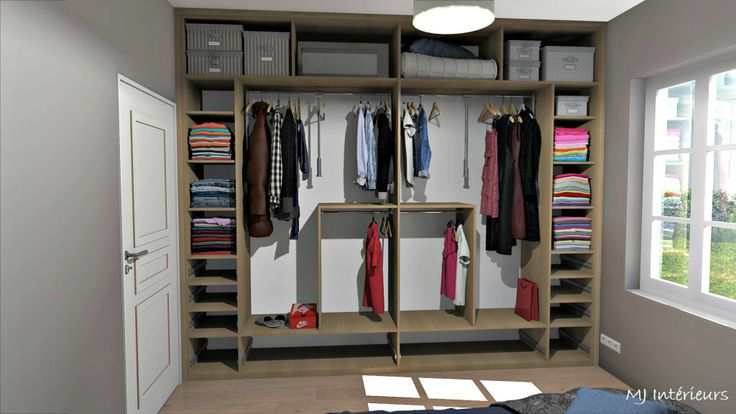 17 best ideas about dise os de closets on pinterest for Closet sencillos