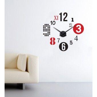Színes óra (MultiColor) + Falióra - KaticaMatrica.hu - A minőségi falmatrica és faltetoválás webáruház