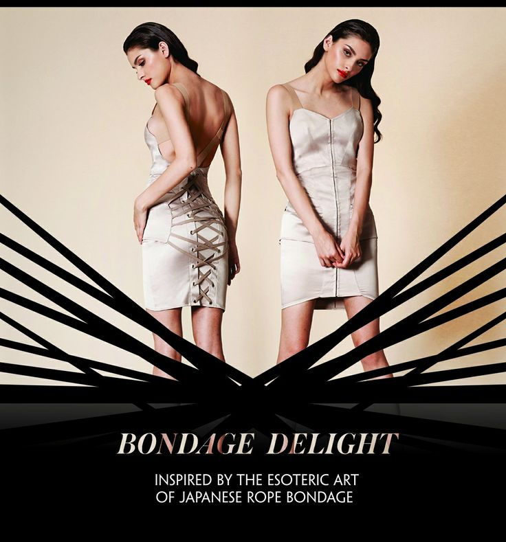 Indulge into our Esoteric Inspiration. The Bondage delight  #murmurstore  Shop now> www.murmurstore.com