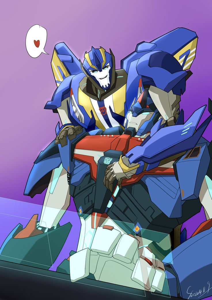 Transformers prime character gay
