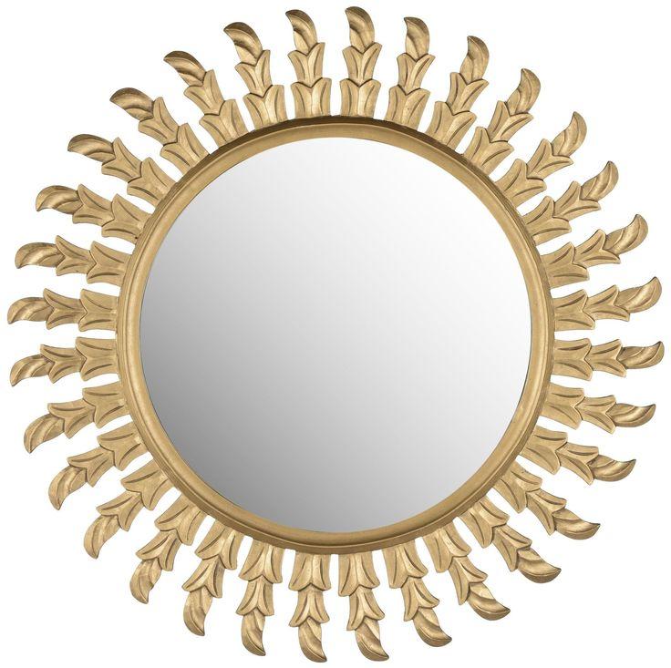 Inca Sun Mirror