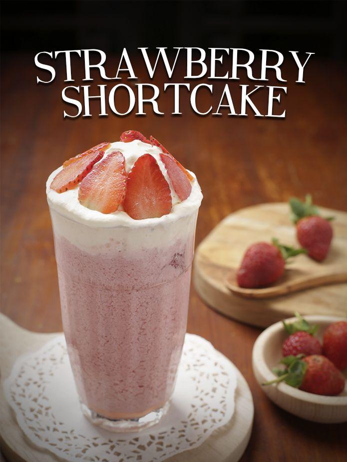 Strawberry Shortcake #somethingsweet#crecresInsideBlend#noCoffieBased#KoffieWarungTinggi#OpcoIndonesia