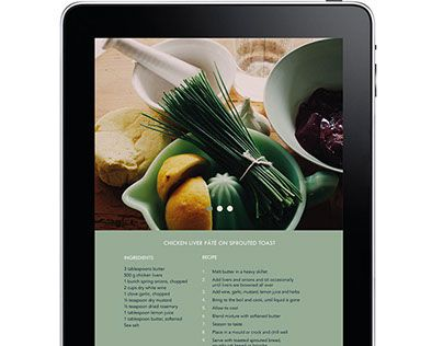 """Check out this @Behance project: """"To the Table, E-publication"""" https://www.behance.net/gallery/22126527/To-the-Table-E-publication"""
