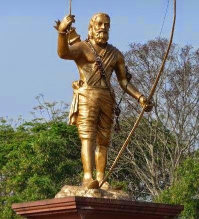 Hero Profiles: Manyam-veerudu-Alluri-Sita-Rama-Raju-Biography-His...