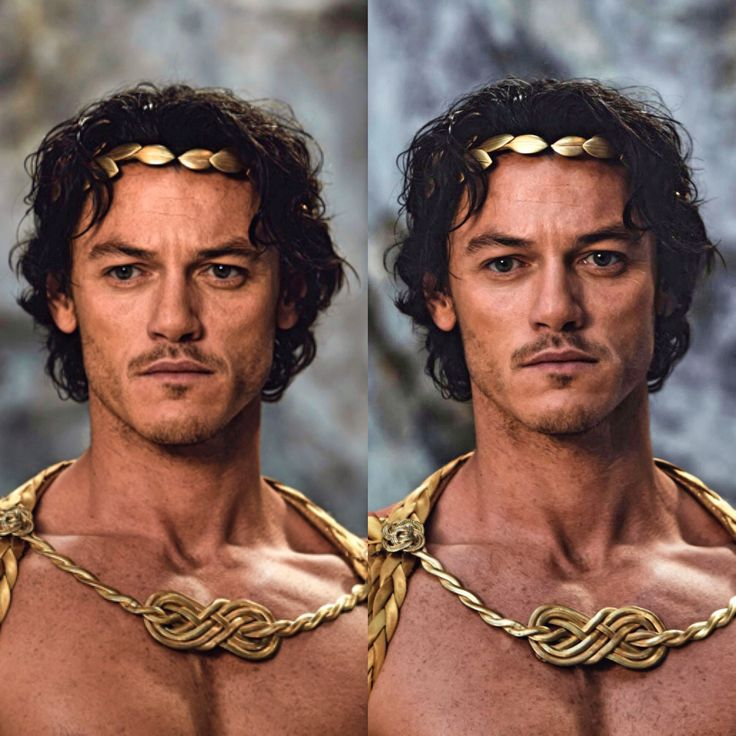 "46 best images about Luke Evans ""Zeus and Apollo"" on ..."