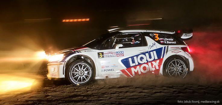 Citroen DS3 WRC - 2015 design and wrap for Igor Drotár