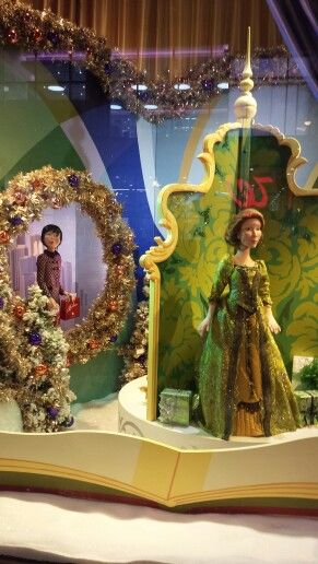 16 Best Macy S Christmas Window Displays Images On