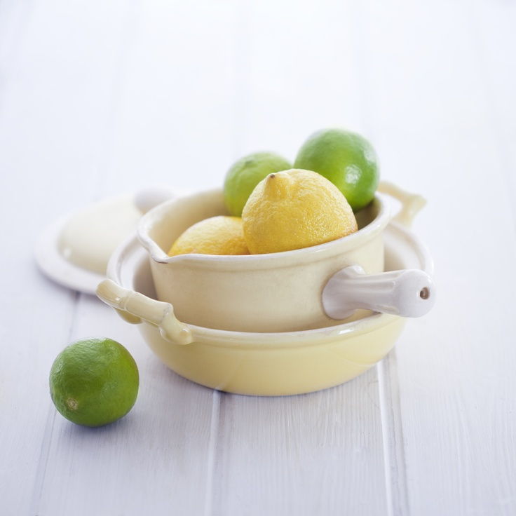 lime and lemons