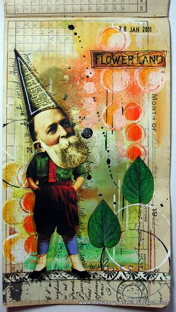 Art Journal - Time Book   Flickr - Photo Sharing!