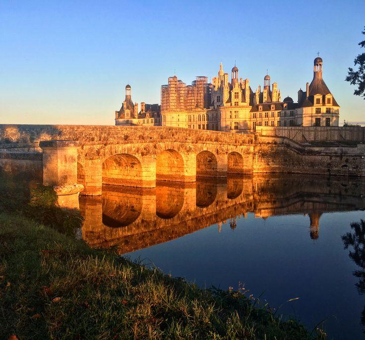 Ein Tag auf Schloss Chambord