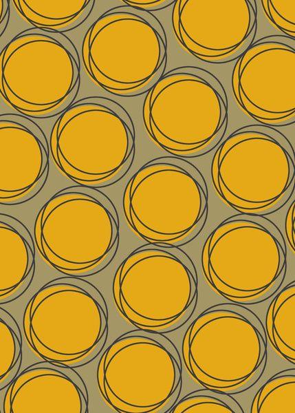 Yellow Polka Art Print by Georgiana Paraschiv | Society6
