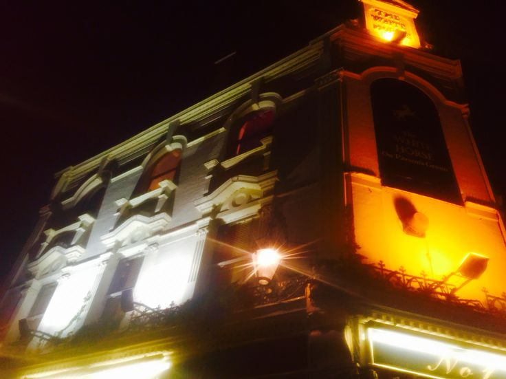 Late Night Shot Of One Of London's Top Bars We Would Recommend Visiting. #ideas