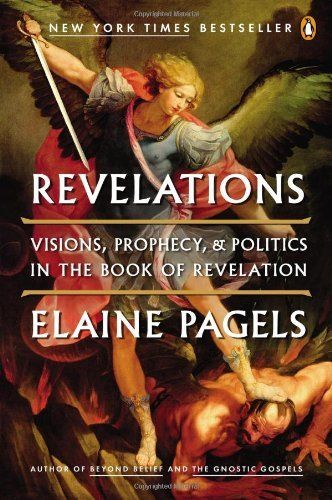 Revelations: Visions, Prophecy, and Politics in the Book of Revelation by Elaine Pagels, http://www.amazon.com/dp/0143121634/ref=cm_sw_r_pi_dp_t05Wrb0BN2QAH
