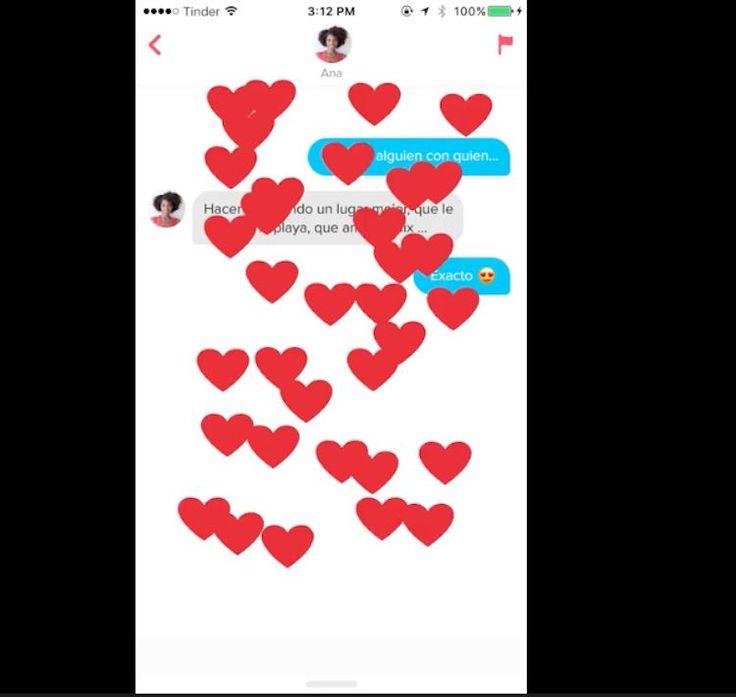 reacciones-3 Tinder añade reacciones a los mensajes de la red social