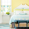 Organization Inspiration: Storage at the Foot of the BedBedrooms Colors, Headboards, Girls Room, Fun Bedrooms, Bedrooms End, Big Girl Rooms, Beds Storage, Big Girls, Diy
