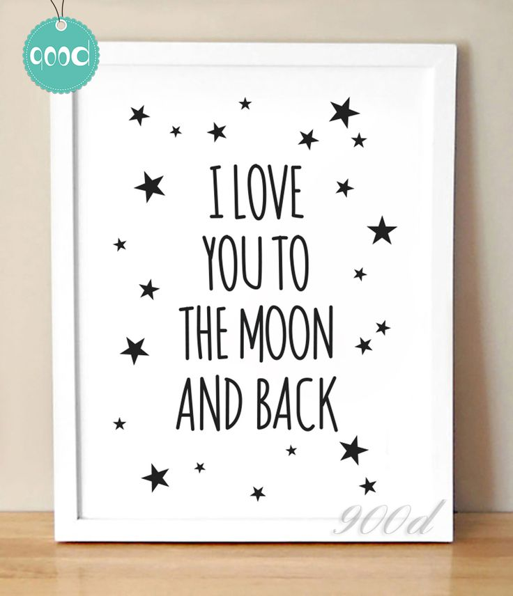 Aliexpress.com : Buy Love Quote Canvas Art Print Painting Poster, Wall Pictures For Child Room Decoration,  Cartoon Wall Decor FA128 6 from Reliable pictures of polo shirts suppliers on 900D  | Alibaba Group