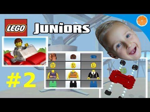Lego Junior 2 android games blue orange